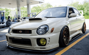 Side Splitters - Subaru Impreza 01-07 - Artwork Bodyshop