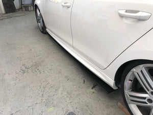 Side Splitters - VW Golf 09-13 - Artwork Bodyshop