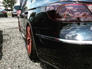 Side Splitters - VW Passat CC 13-16 - Artwork Bodyshop