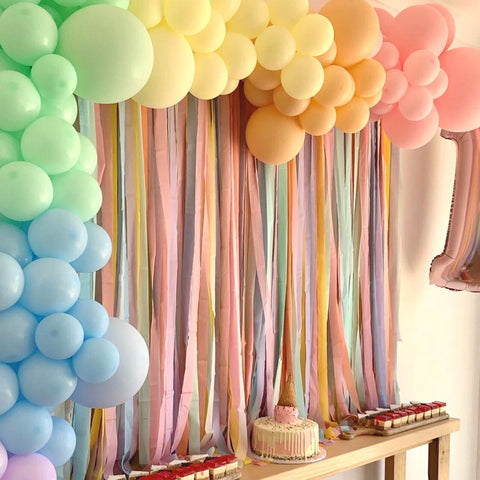 FRINGE GARLAND BACKDROPS