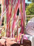 'Fairy Garden' Fringe Garland/Backdrop