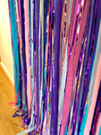'Mystical' Fringe Garland/Backdrop