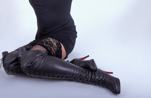 Ladies boots from our famous designers