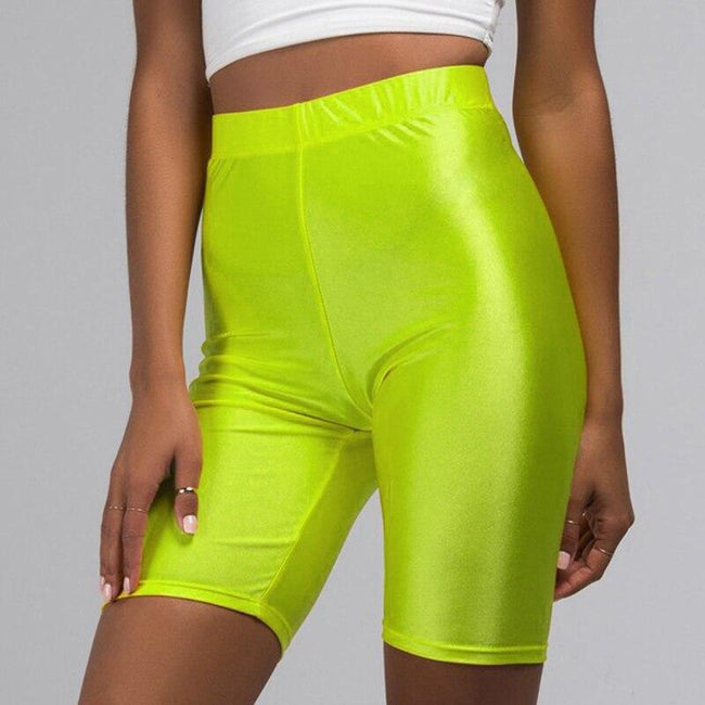 Active Wear Biker Shorts