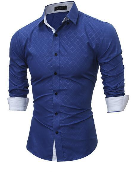 BODY CROSS DRESS SHIRT