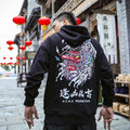 Chinese style hoodie、