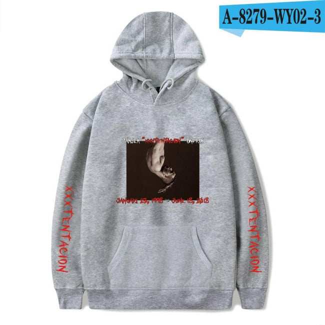 Hooded Sweater Memorial Clothes