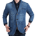 Smart Casual Denim Blazer