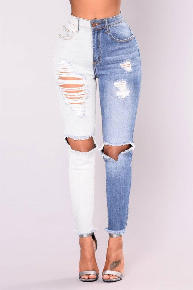 Denim Pencil jeans