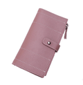 Wallet long candy color ladies wallet