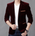 British Style Casual Slim Fit Blazer
