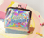 Girl Crush Mini Hologram Wallet