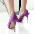 Pointed Toe High Heels Shoes