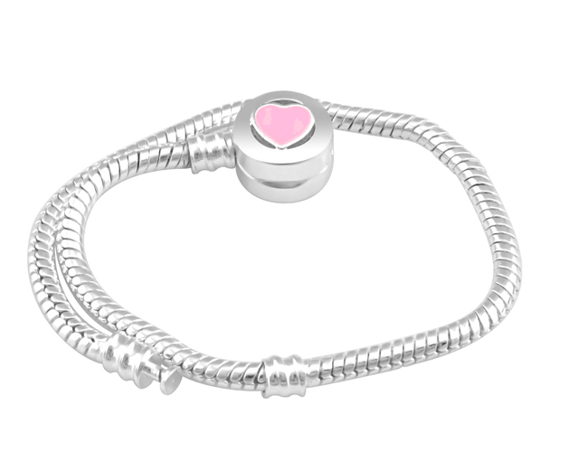 High Quality Fashion Silver Plated Bracelet