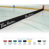 Divider pads for ice rink