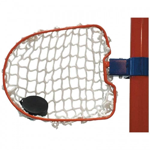 Heavy-Duty Metal Ice Hockey Goal Target With Spring