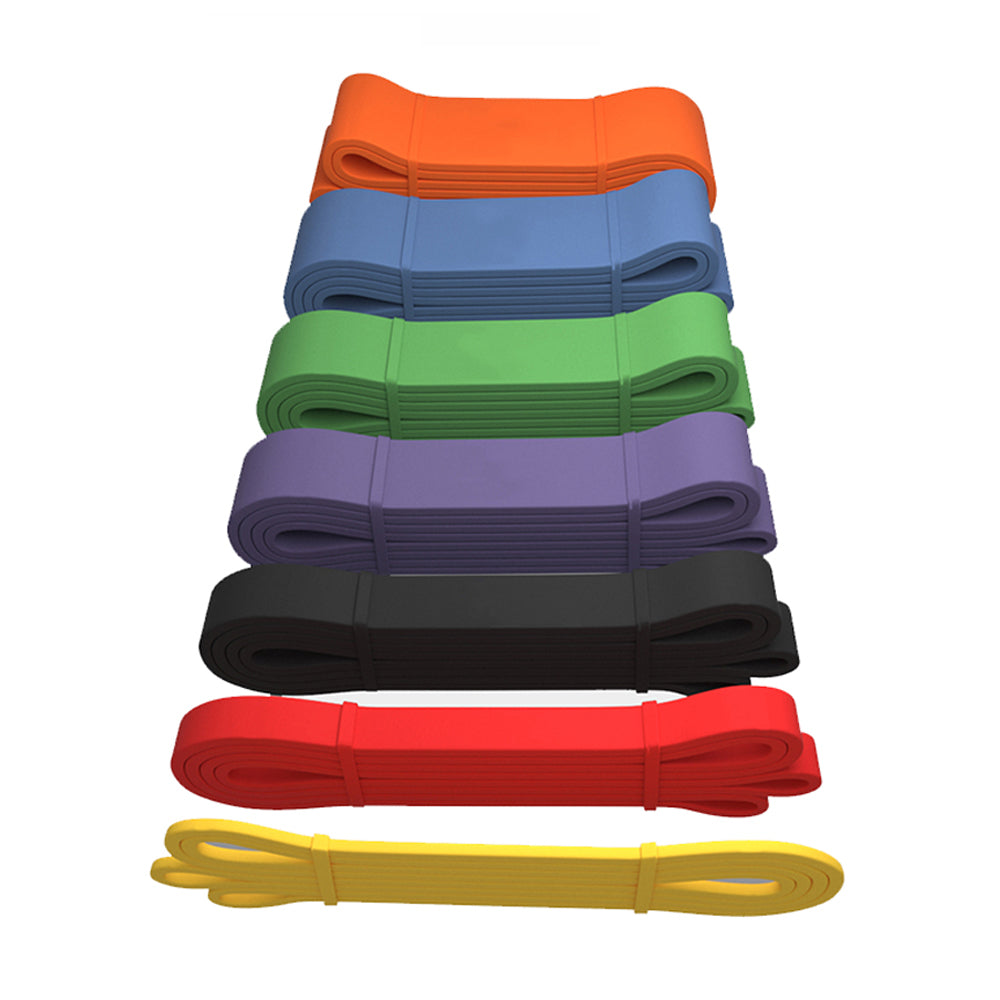 Professional latex exercise bands