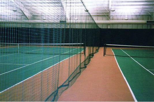 Gym Divider Netting Curtain