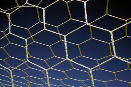 Filet de Soccer Hexagonal 4mm
