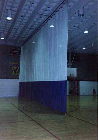 Gym Divider Curtain
