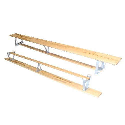 Gymnasium Wood Bench