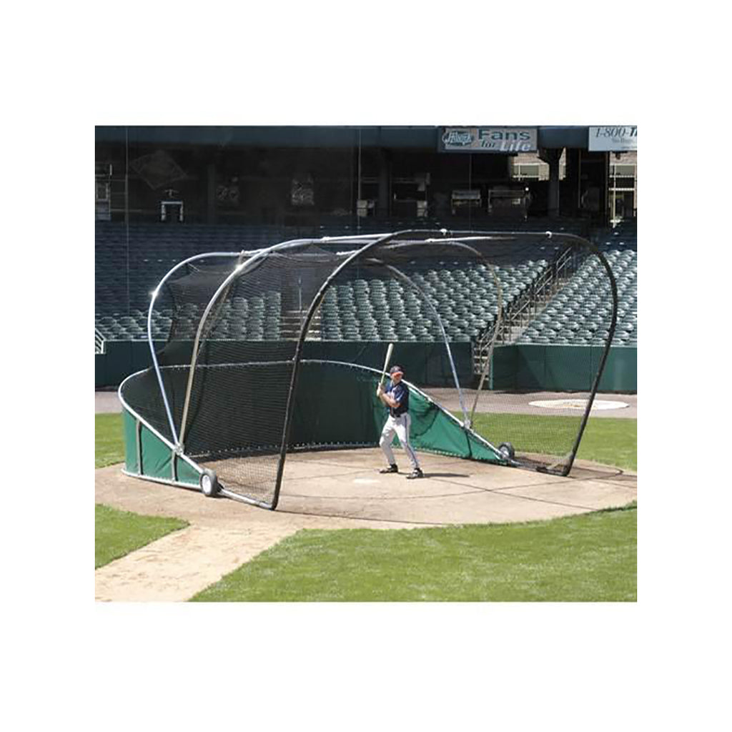 Big Bubba Baseball Cage