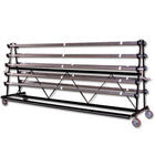 Gym Floor Cover Rack