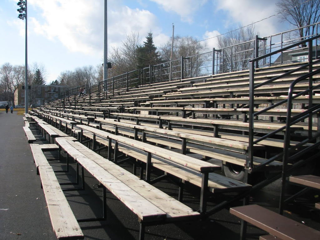 Bleachers Rental