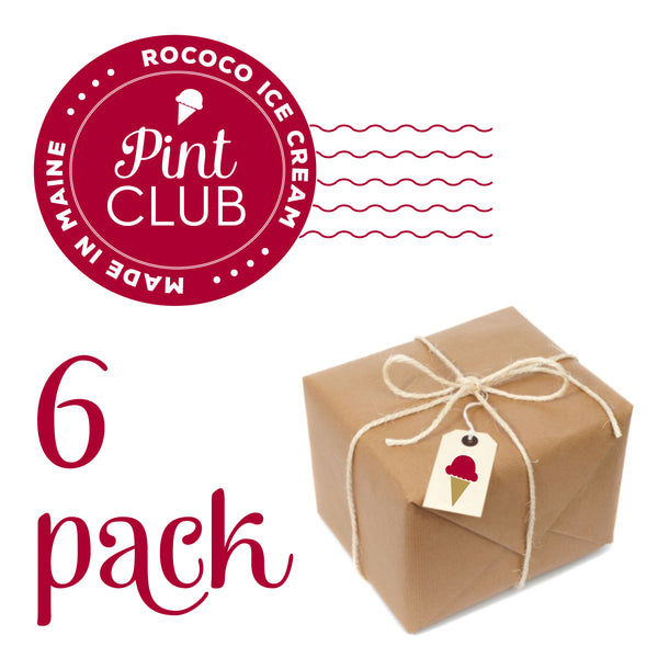 Pint Club - 6 Pint Pack