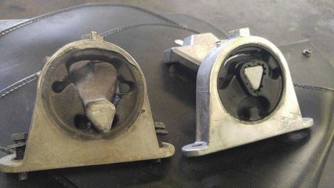 Worn Engine Mounts >> Replacing Engine Motor And Transmission Mounts Joe Dietrich