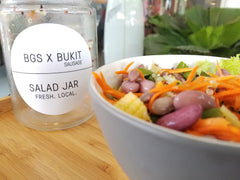 BGS Bali Food Healthy Salad