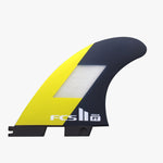 FCS II Filipe Toledo Athlete Tri Fins - BGS Bali Best Surf & Coffee Shop