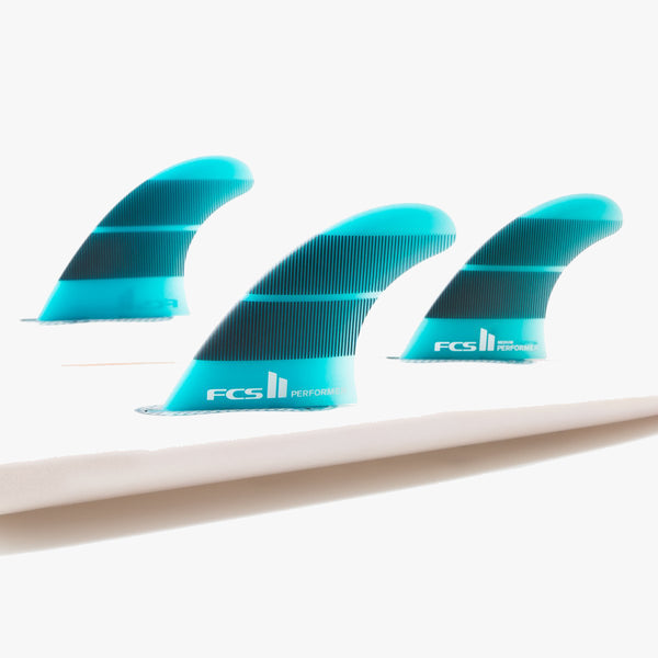 FCS II Performer Neo Glass Tri Fins - BGS Bali Best Surf & Coffee Shop