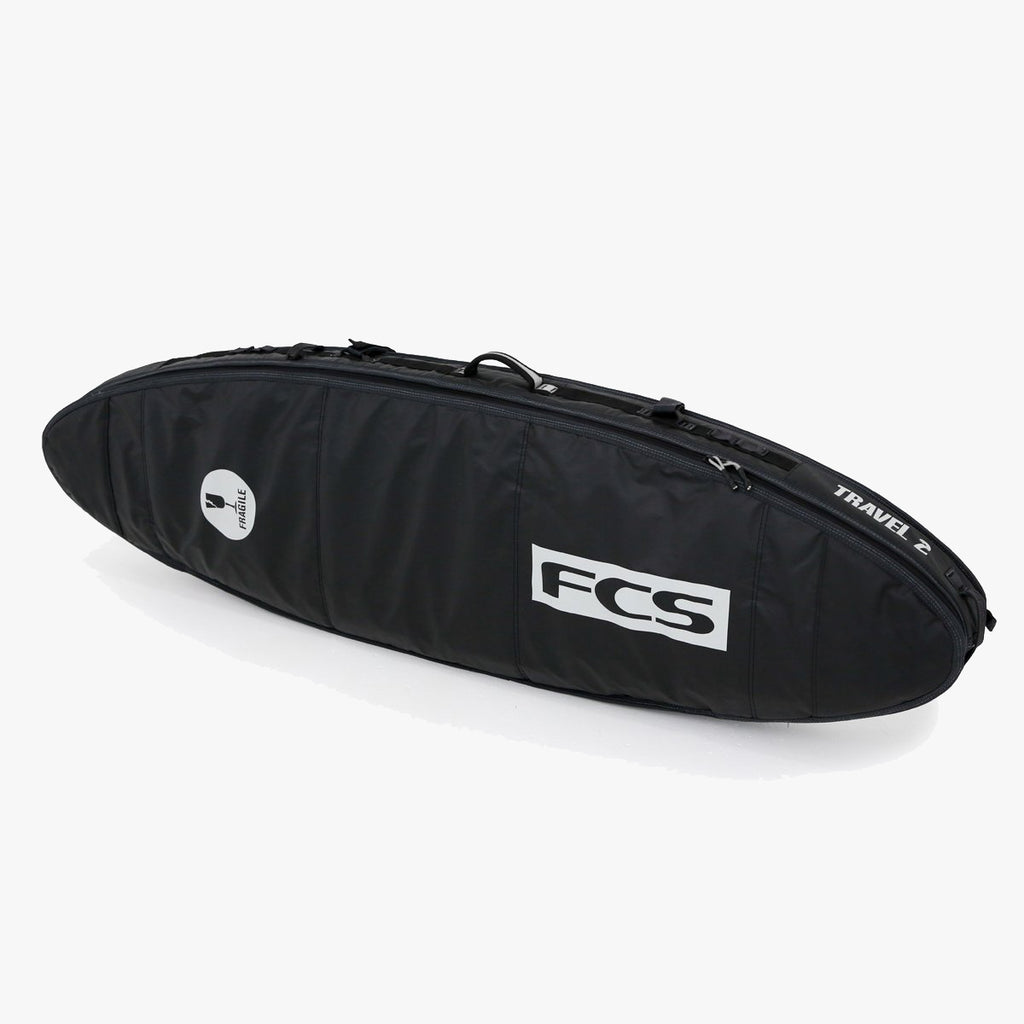 FCS Travel II All Purpose Shortboard Double - BGS Bali Best Surf & Coffee Shop
