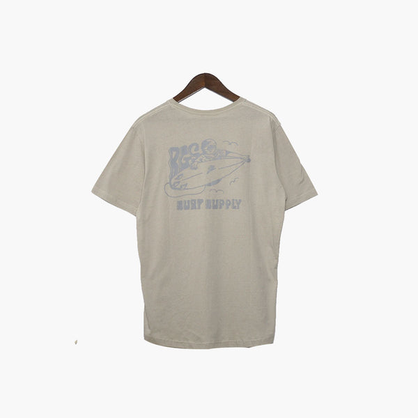 BGS Air Machine Tee Cream