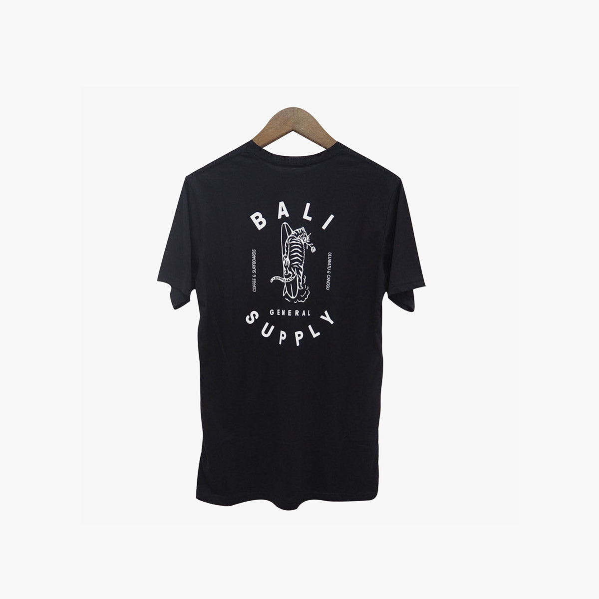 BGS Tiger++ Tee Men Black