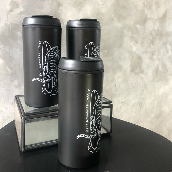 BGS Coffee Tumbler Black