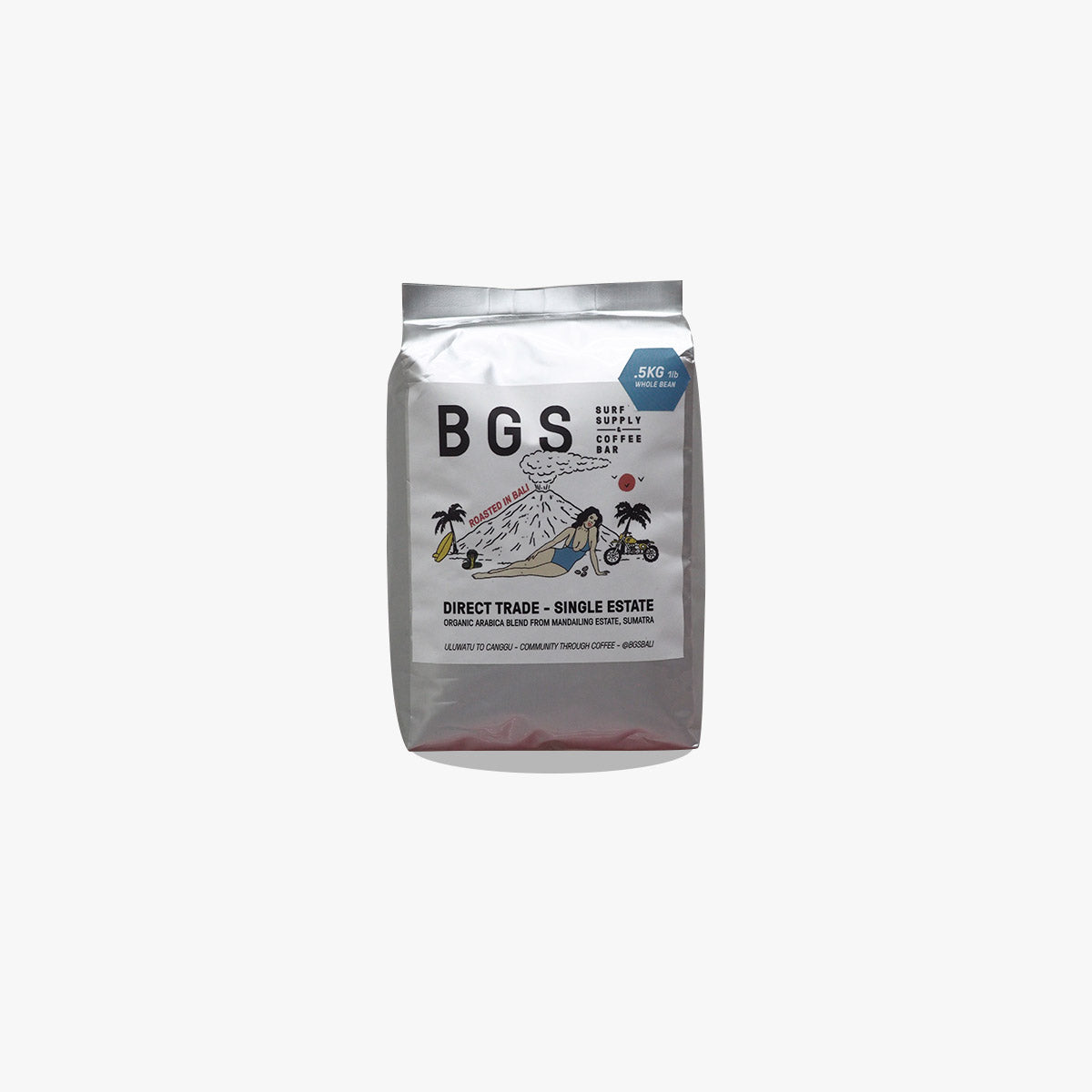 BGS Coffee Bean