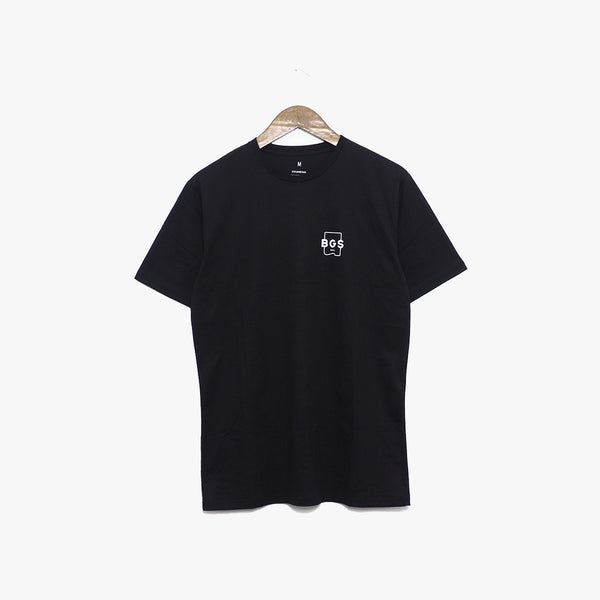 BGS Wave Official Tee Black