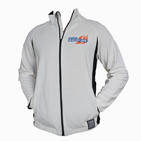 Five Ultimate Warmup Jacket