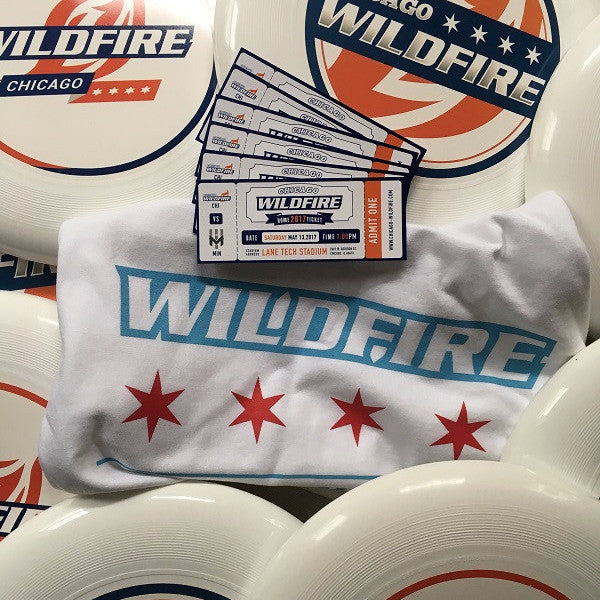 2019 Season Tickets - Top of the Flame