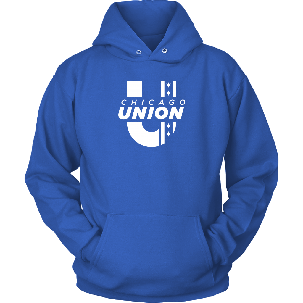 Chicago Union Hoodie - Royal Blue
