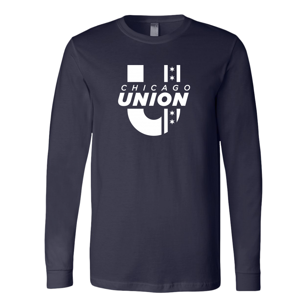 Chicago Union Long Sleeve - Navy