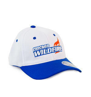 Chicago Wildfire Classic White Hat