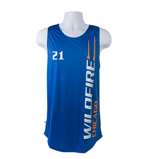REVERSIBLE SLEEVELESS JERSEYS