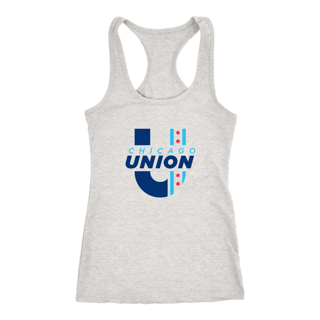 Chicago Union Racerback Tank