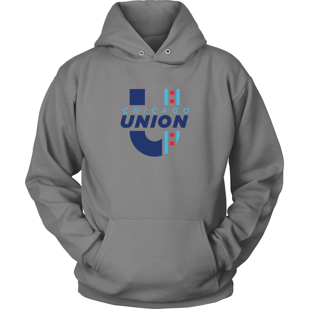 Chicago Union Hoodie - Gray