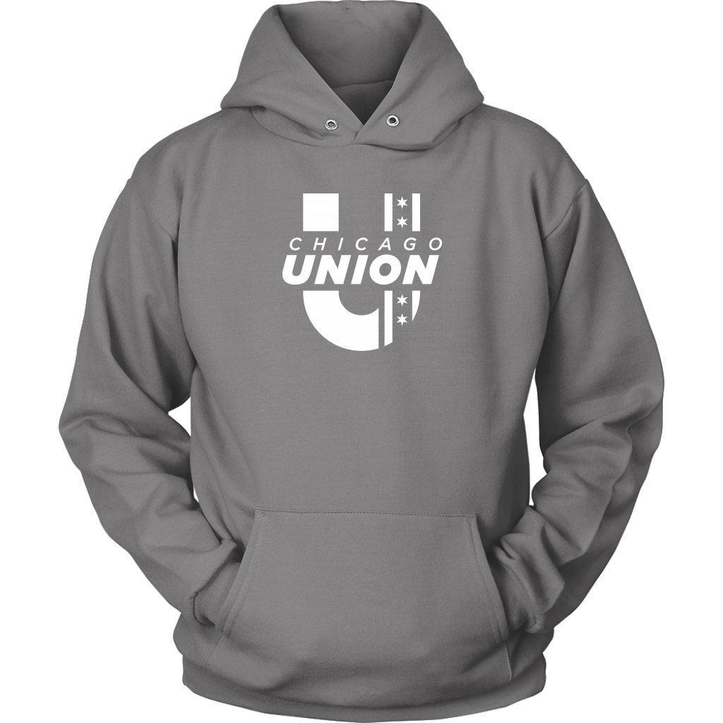 Chicago Union Hoodie - Light Gray