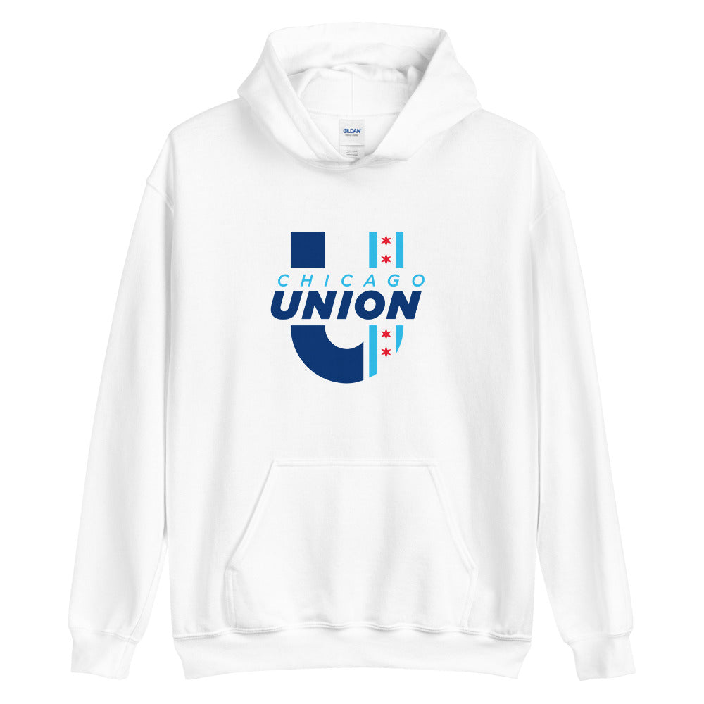 Chicago Union Hoodie - White