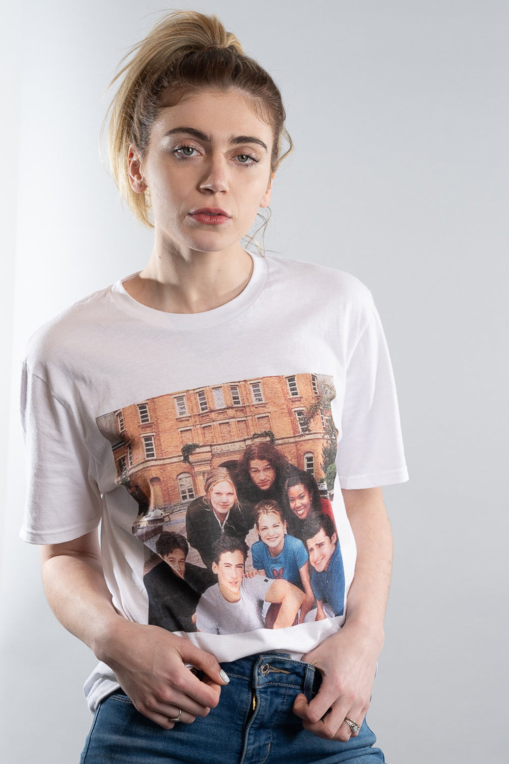 10 Things I Hate About You Photo Tee - Totally Good Time